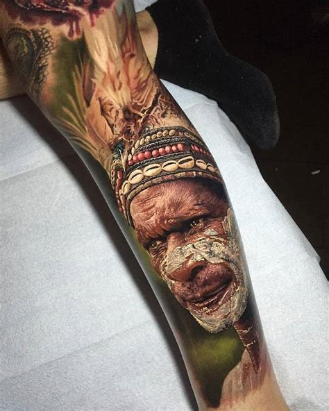 butcher tattoo this new by steve butcher is the most realistic