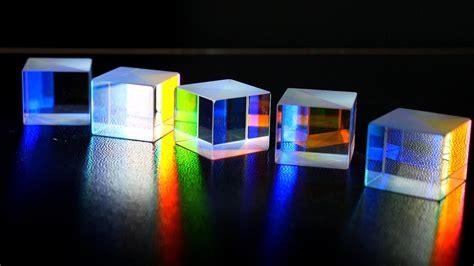 color prism glass prisms rainbow colors