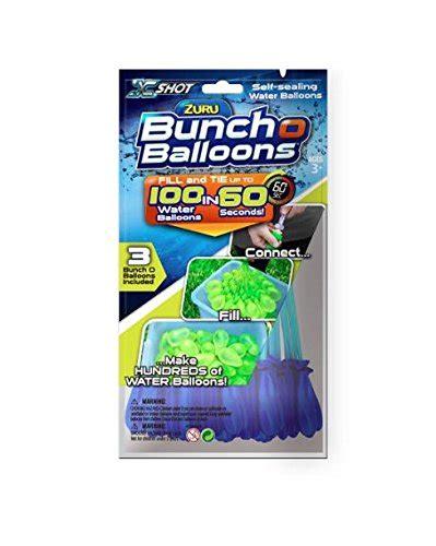 X Bunch O Balloons Blue bunch o balloons instant water balloons blue 3