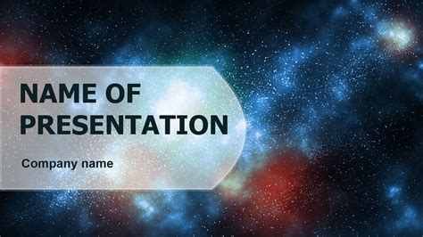 download free stars powerpoint template for presentation