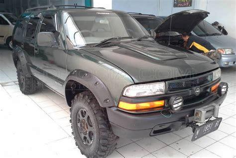 Opel Blazer Tahun 2003 mobil kapanlagi dijual mobil bekas surabaya opel
