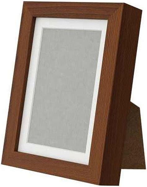 ikea bilderrahmen 60x80 ikea ribba cornice bianco nero betulla marrone quercia