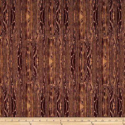 wood pattern on fabric aviary 2 woodgrain bark brown discount designer fabric