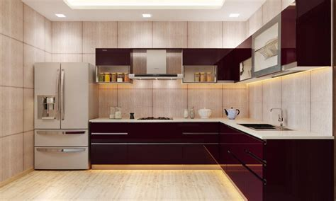 kitchen designs l shaped l shaped modular kitchen designs smith design amazing