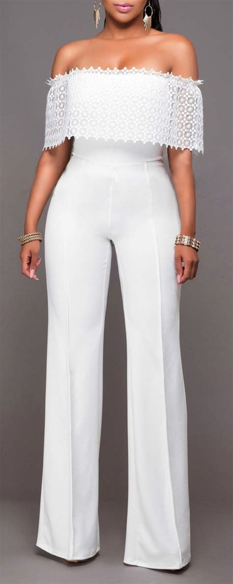 Pandora Jumpsuit In jumpsuit trendy fashion shoulder wide leg