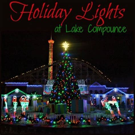 lake compounce holiday lights food trucks mom and family blog posts photos tips ct