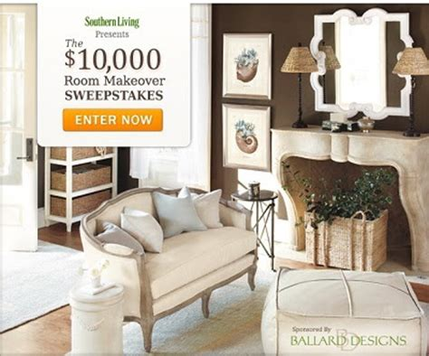 Living Room Makeover Sweepstakes Top Livingroom Decorations Barbara Jacksierwaterside