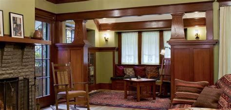 craftsman house interior pin by the pin witch on craftsman homes pinterest