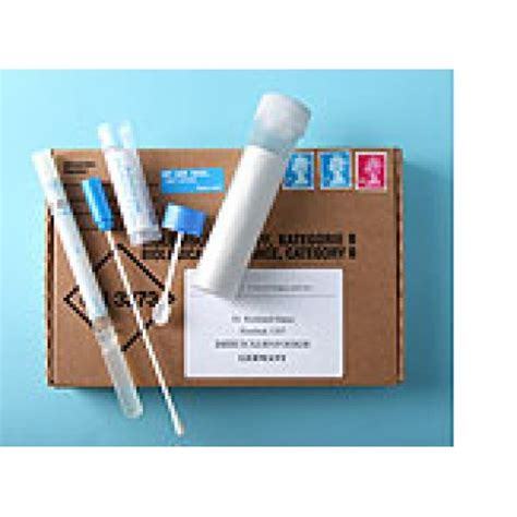 Candida Stool Test Kit by Self Care Yeast Infection