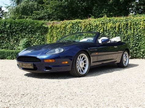 aston martin db7 price aston martin db7 volante price incl vat only 52 971