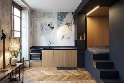 small studios batiik refurbished small paris studio apartment 1