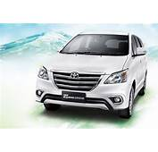 Toyota Innova Gets One More Facelift Before New Model In 2016
