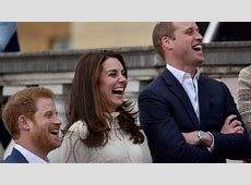 Prince William, Prince Harry and Kate Middleton Host a ... Kate Middleton Wedding Party