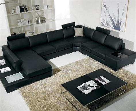 Black Furniture For Living Room Black Living Room Furniture Lightandwiregallery