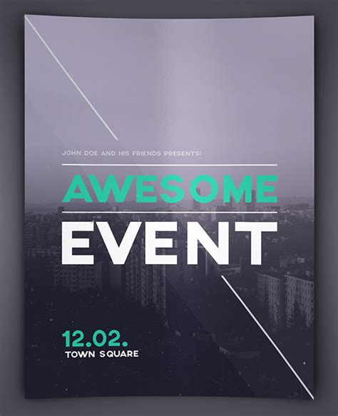 awesome flyer templates 36 event flyer templates free psd ai illustrator