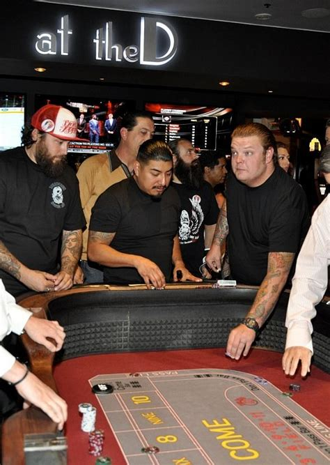 big pawn pawn corey quot big hoss quot harrison celebrates 30th birthday at the d las vegas