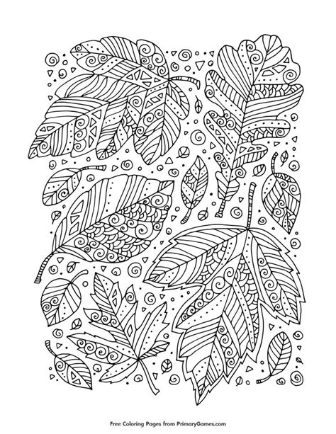 fall coloring 339 best coloring pages autumn images on