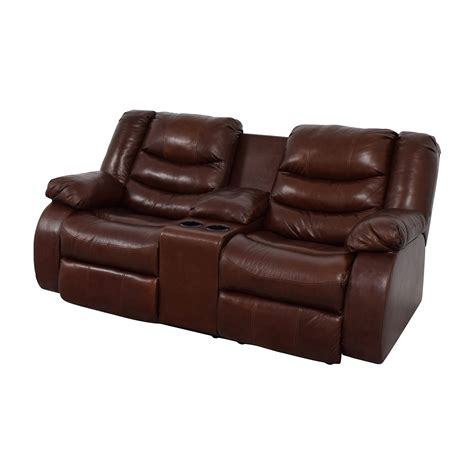 leather couch ashley furniture 74 off ashley furniture ashley furniture brown leather