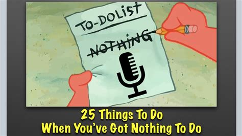 0008131724 i have nothing to do 25 things to do when you have nothing to do ebook youtube