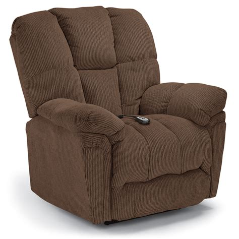 sears leather recliners best home furnishings lucas power rocker recliner