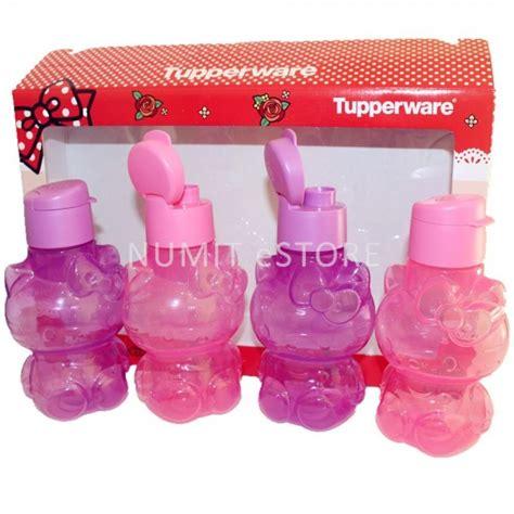 Tupperware Hello Set tupperware hello bpa free eco bottles 4x425ml pink purple set