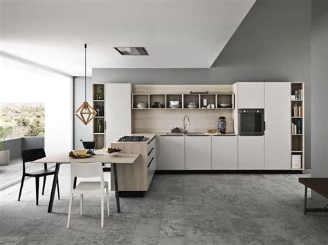 maniglie per cucine componibili cucina componibile con maniglie ariel composizione 1