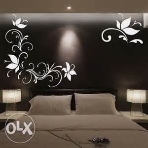 Unique bedroom wall paint ideas wall painting images for bedroom