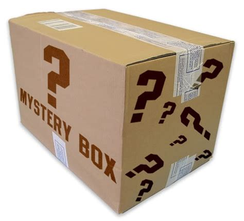 Mystery Box 1 new mystery boxes gaming for cheap spikey bits