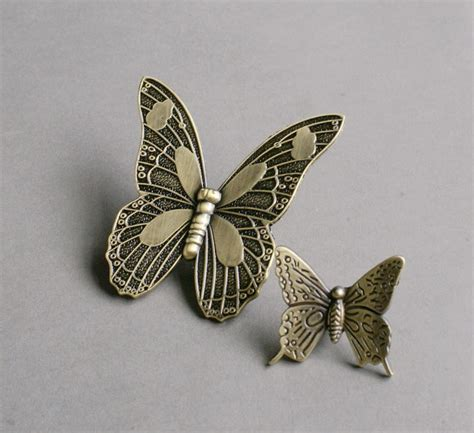 Butterfly Door Knobs by Butterfly Dresser Knobs Pulls Drawer Pull Handles Kitchen