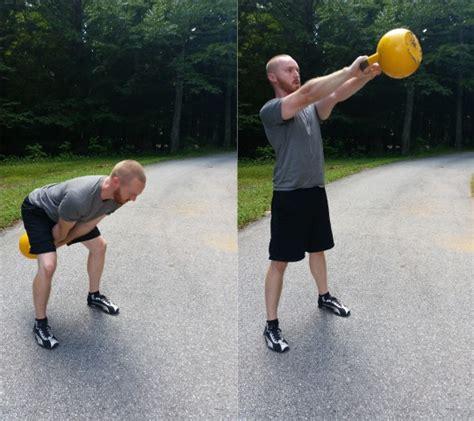 kettlebell 2 hand swing 50 ways to make your fitness training health first