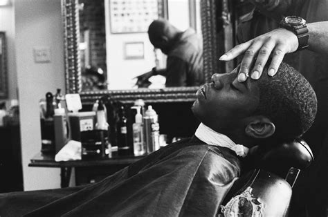 new image barber shop the power and politics of the black barbershop the fader