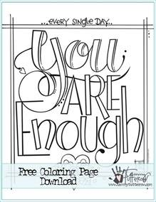 free coloring pages for adults inspirational 12 inspiring quote coloring pages for adults free printables