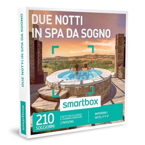 smartbox soggiorno agenzia viaggi sidion smartbox