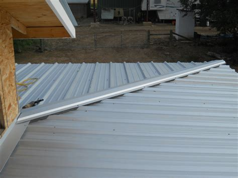 Metal Hip Roof Ridge Cap the sifford sojournal a house update xviii porch roof update i