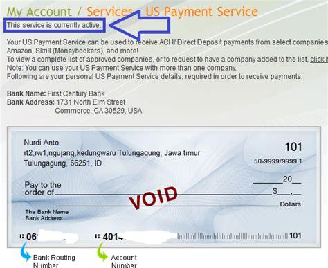 langkah membuat rekening paypal cara membuat rekening bank amerika virtual ngulik