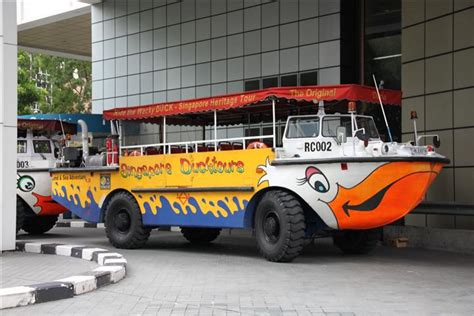 duck boat tours singapore on tour with darla duck local heart global soul