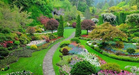 photos of gardens butchart gardens review fodor s travel