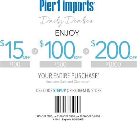 printable pier 1 coupon codes 2015 printable pier one coupons 2017 2018 best cars reviews