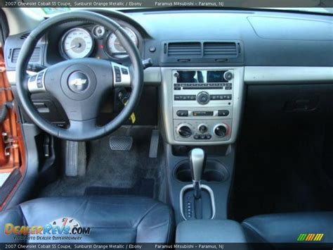 2007 Chevy Cobalt Interior by Interior 2007 Chevrolet Cobalt Ss Coupe Photo 11