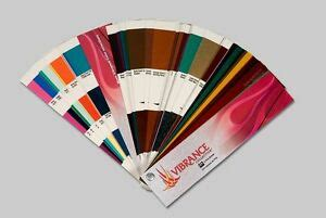 ppg dox442 vibrance custom paint color chips charts for cars trucks motorcycles ebay