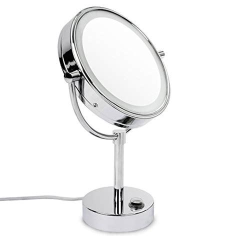 Kosmetikspiegel Mit Beleuchtung 10 Fach by Casa Pura 174 Kosmetikspiegel Mit Led Beleuchtung 3 Hohe