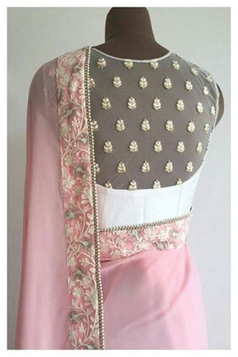 design blouse learn the different types of back neck blouse designs in