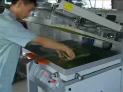 Mesin Sablon Plastik mesin sablon plastik kemasan sticker