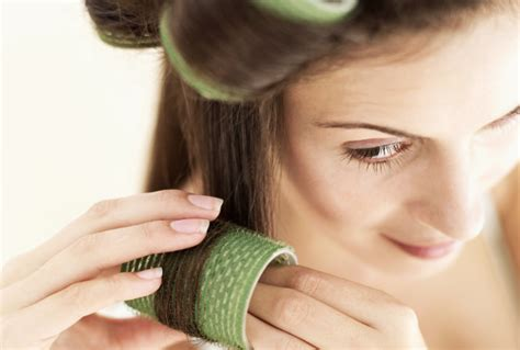 Hair Curlers Without Heat by How To Style Hair Without Heat