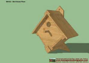 bird houses plans home garden plans bh102 bird house plans construction