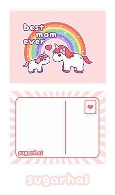 Kung Souvenir Kulot Rainbow Five Pink pink happy s day image with rainbow unicorns s day gifts unicornios