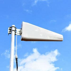 wide band directional outdoor cellular antenna 600 2700mhz high gain 14dbi 856289003603 ebay
