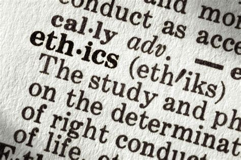 the essential elements of workplace values and ethics