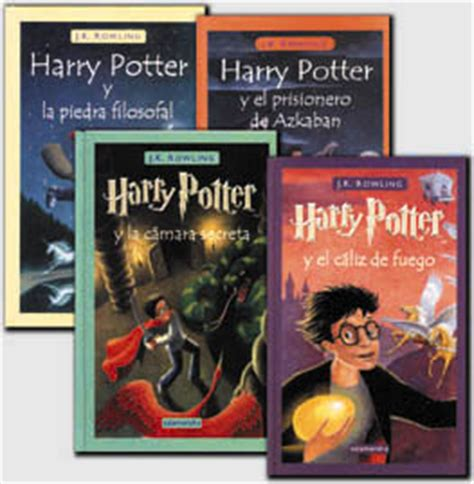 harry potter spanish 8498383625 harry potter spanish series european schoolbooks