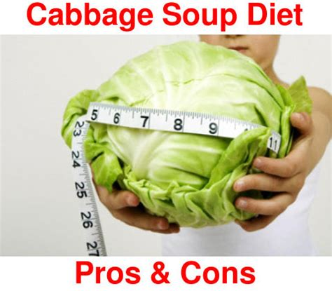 10 Day Detox Diet Cabbage Soup by 7 Day Cabbage Soup Diet Side Effects